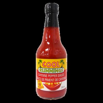 Cool Runnings Cayenne Pepper Sauce - 354ml