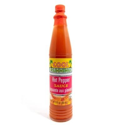 Cool Runnings Hot Pepper Sauce - 80ml