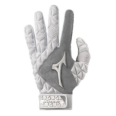 Mizuno Techfire Batting Gloves (Click for available colors)
