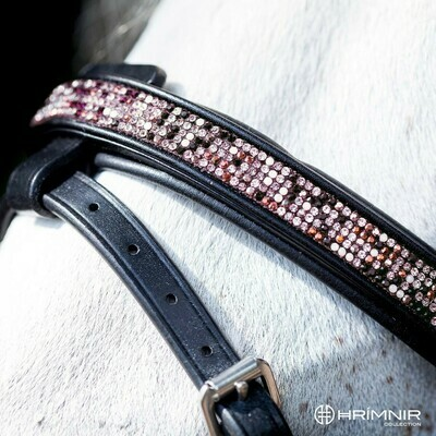 Hrimnir Flash Noseband Sunset Rosa