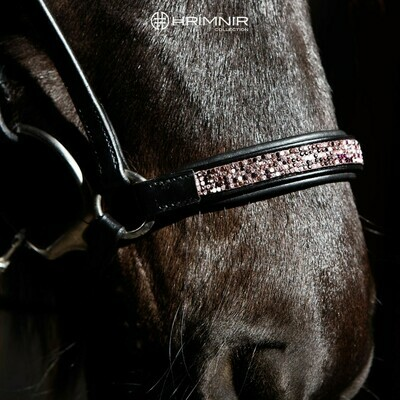 Hrimnir Drop Noseband Sunset Rosa