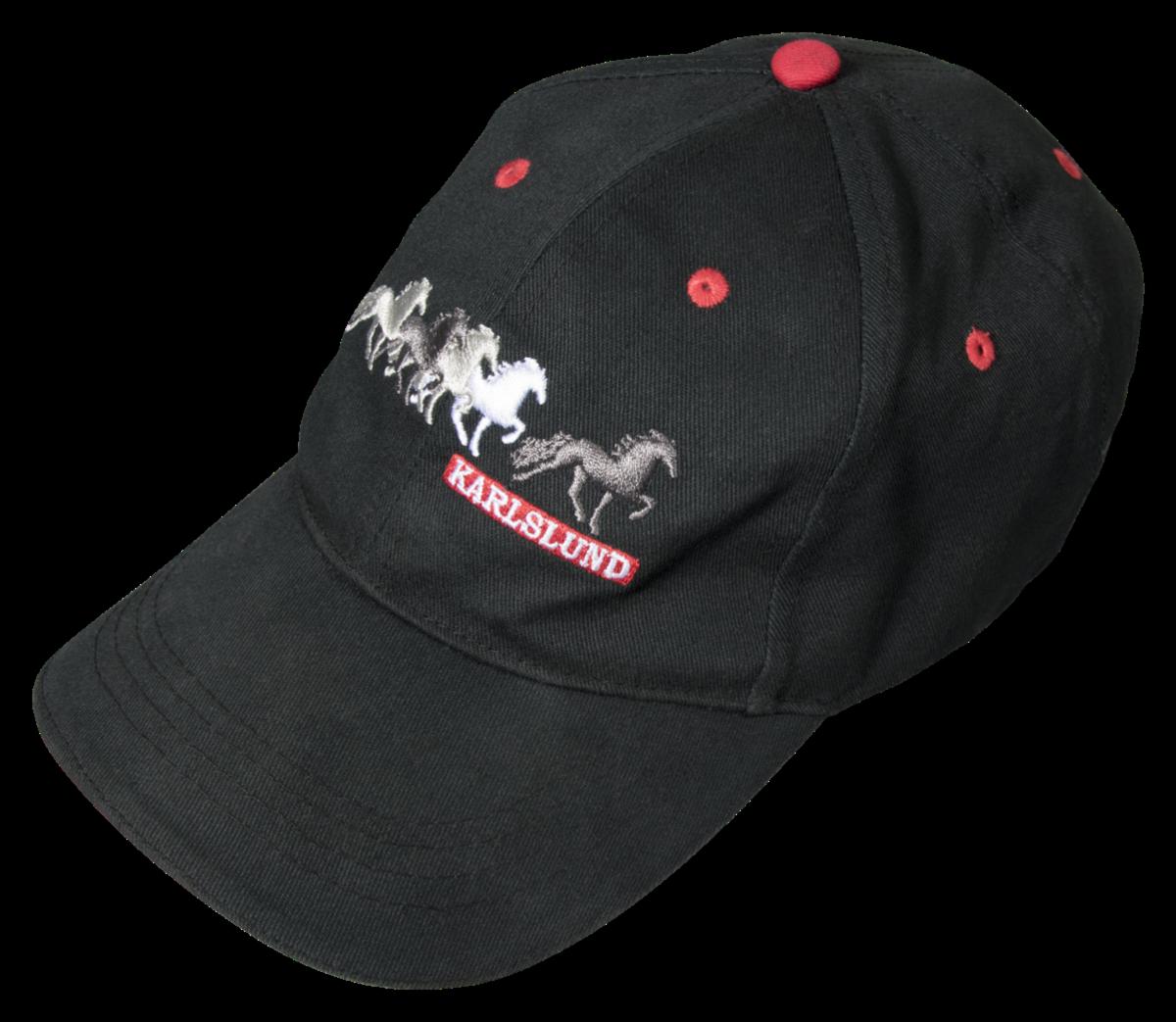 Karlslund Cap w/Horses