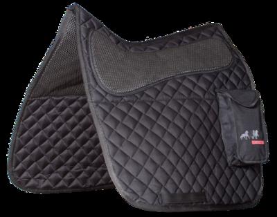 Karlslund Anti-Slip Saddle Pad w/Pockets