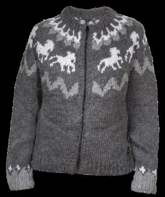 Karlslund - Tölta Wool Sweater
