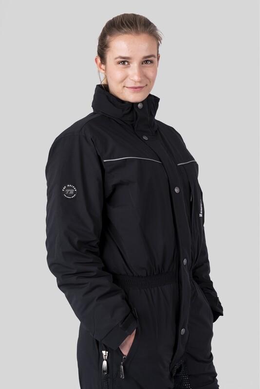 Top Reiter - Winter Overalls REYKJAVIK Unisex Black