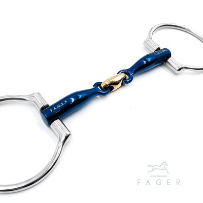 Fager - OSCAR Titanium Fixed Rings (Old style)