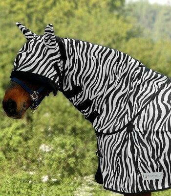 Waldhausen Zebra Neck Piece for Fly Sheet