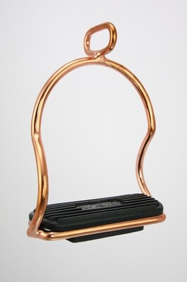 Top Reiter Safety Stirrups ROSÉ