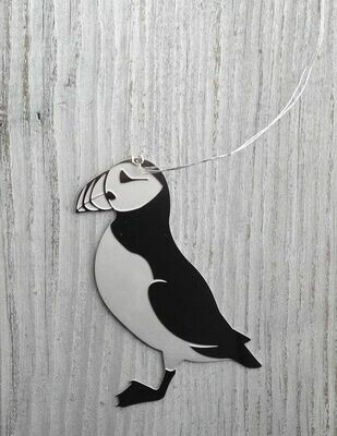 Ornament Puffin