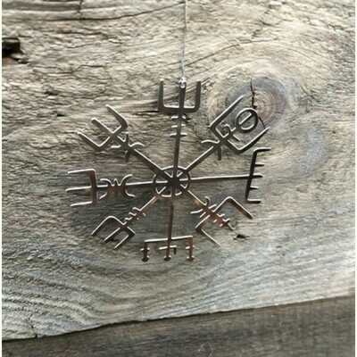 Ornament Viking Compass