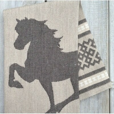 Tea Towel 1 - Horse