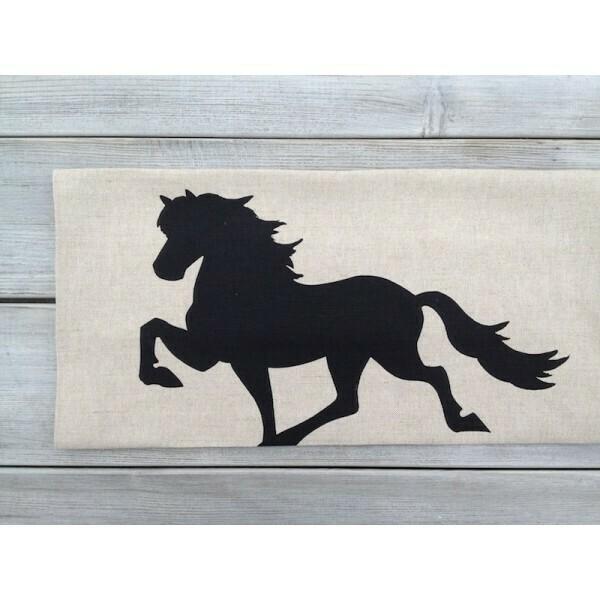 Tea Towel 2 - Horse