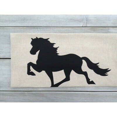 Tea Towel 2 - Horse