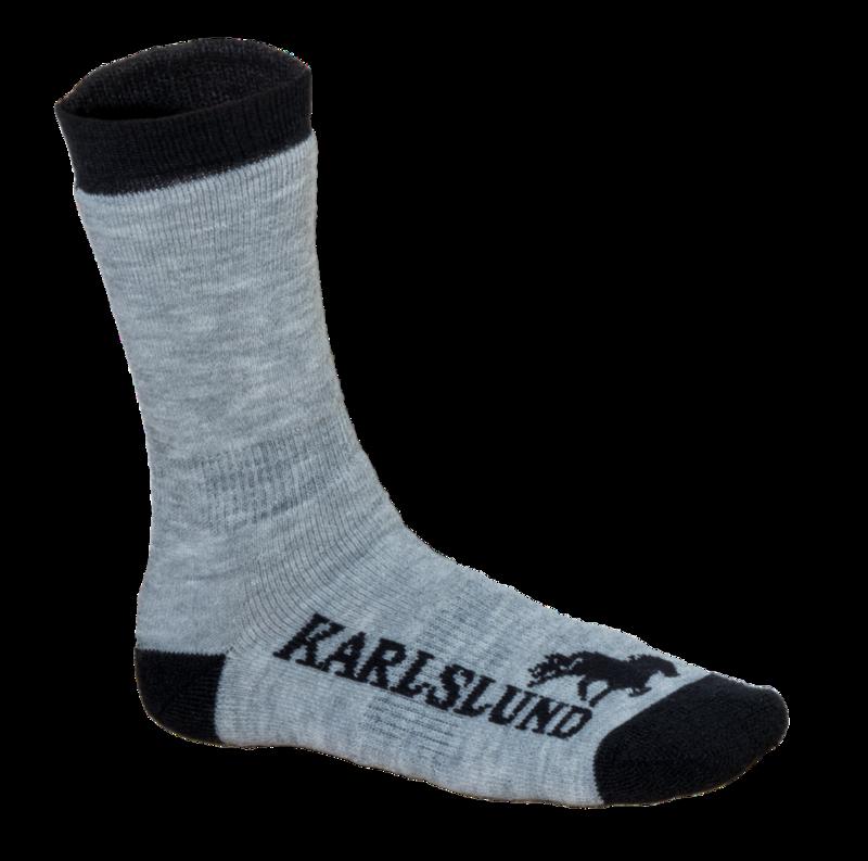 Karlslund Hverinn Wool Socks