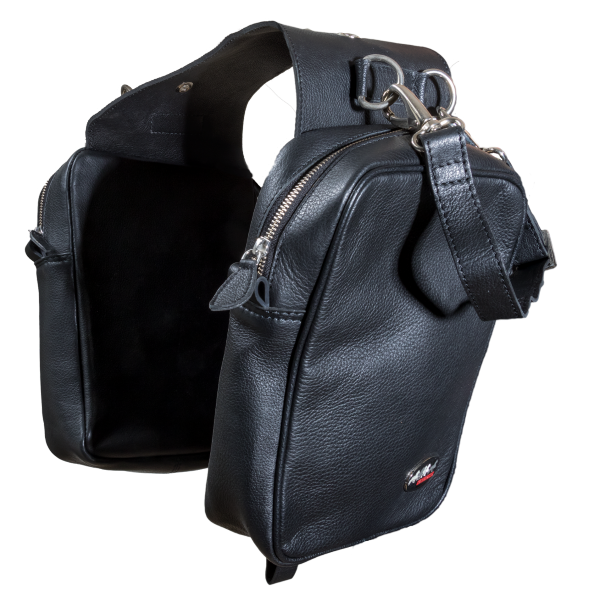 Karlslund Leather Saddle Bags