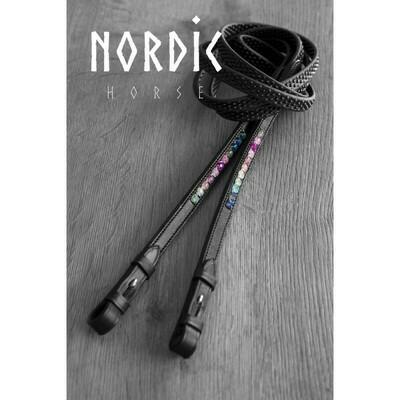 Nordic Horse RAINBOW Reins