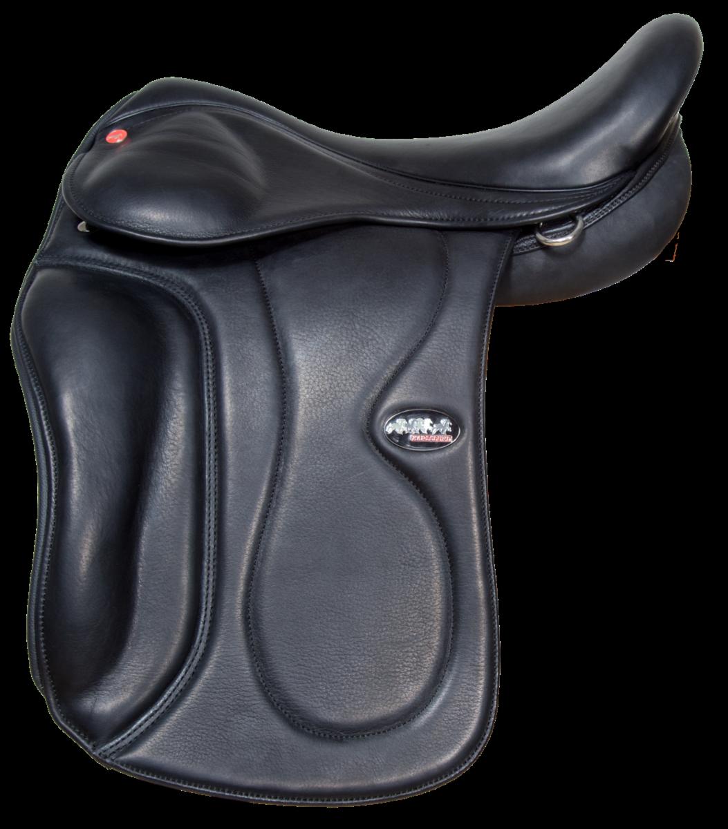 Karlslund D Saddle w/SuperFit - Wide