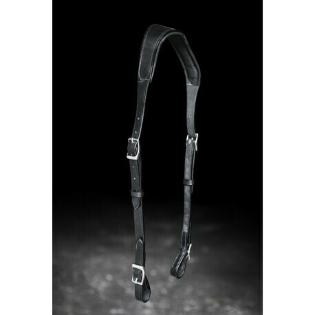 Nordic Horse Anatomical Bit Strap