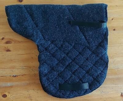 Used Kidka Icelandic Wool Saddle Pad DELUXE