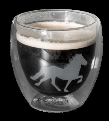 Karlslund Thermo Glass w/Icelandic Horse