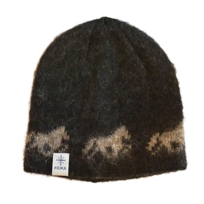 Wool Hat - Icelandic Horse