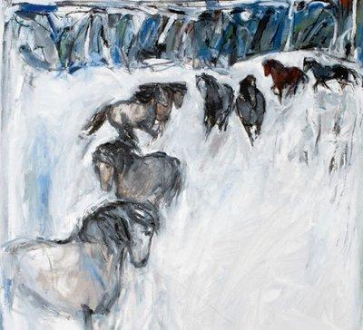 Snow Gallop