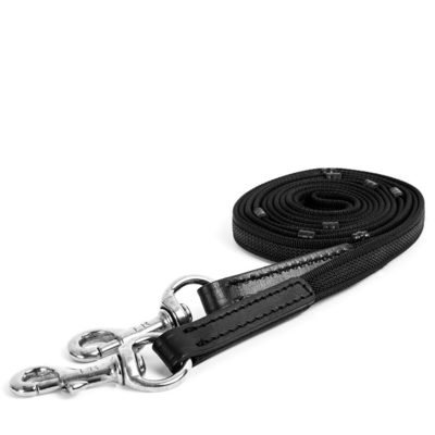 Top Reiter - Rubberized Reins w/Stoppers
