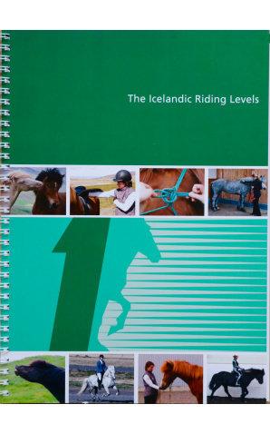 Knapamerki Icelandic Riding Levels 1