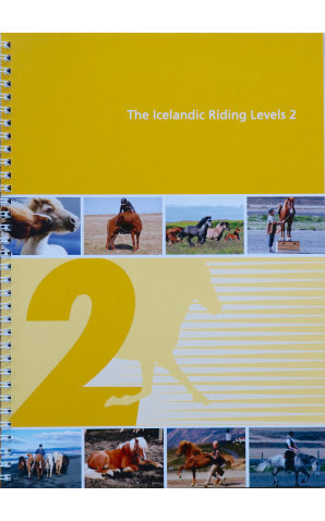 Icelandic Riding Levels 2