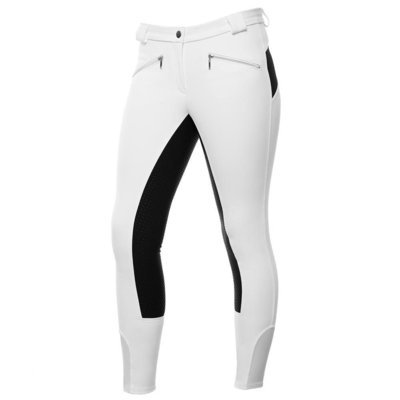 Top Reiter - MAGIC SHAPE Breeches Light-Softshell White