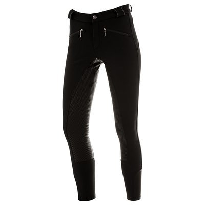 Top Reiter - MAGIC SHAPE Breeches Light-Softshell Black