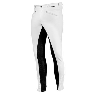 Top Reiter - MAGIC CHAMP Breeches Light-Softshell White