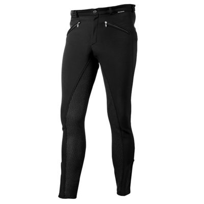 Top Reiter - MAGIC CHAMP Breeches Softshell Black
