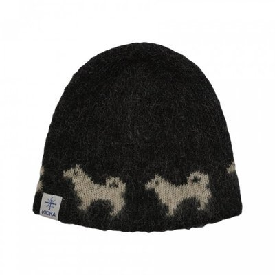 Wool Hat - Icelandic Sheepdog