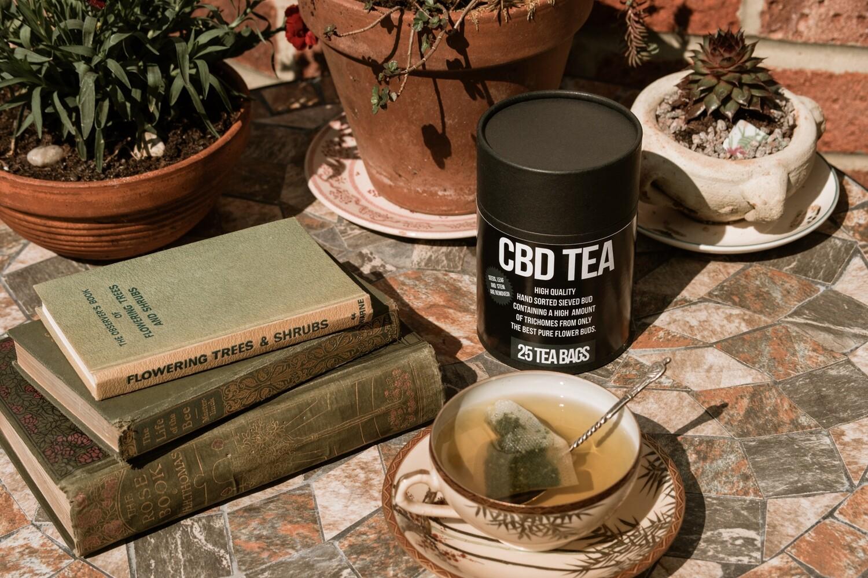 CBD Herb Tea 25bags 40mg per bag
