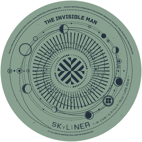 Nookie & SoulStructure / The Invisible Man - New Day / Skyliner (Tim Cant & SoulStructure Remix)