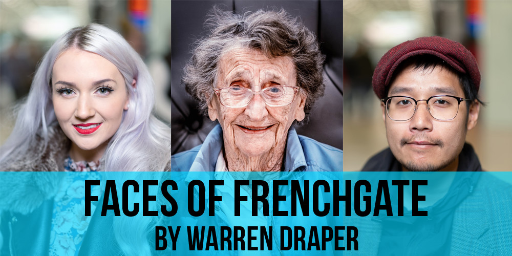 Faces Of Frenchgate Digital File