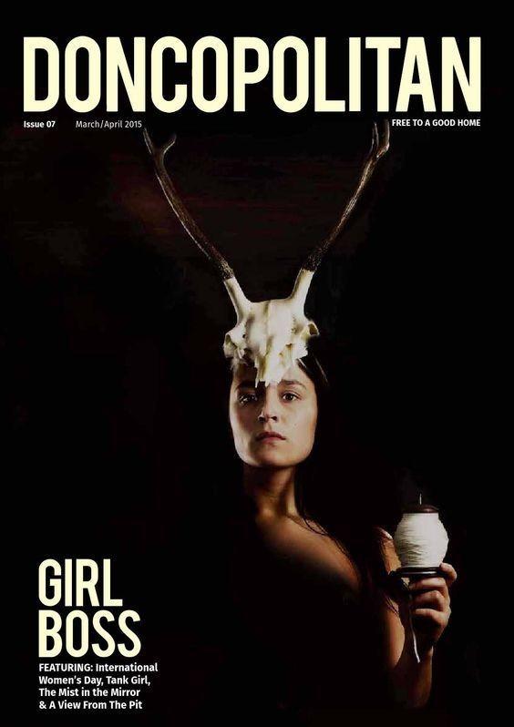 Doncopolitan Issue 7