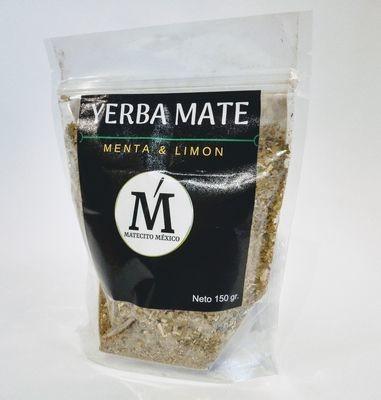 Yerba Mate  Matecito Menta & Limon