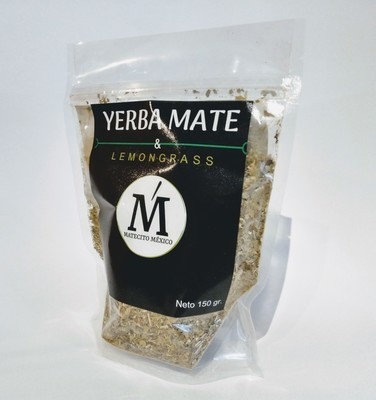 Yerba Mate Matecito Lemongrass