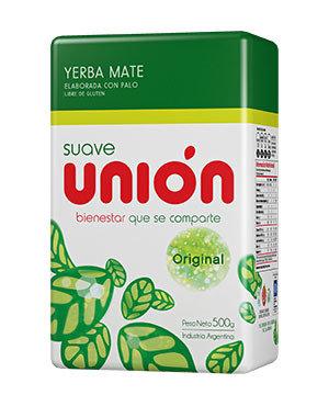Yerba Mate Unión Suave