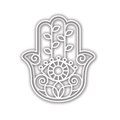 Simon Says Stamp DECORATIVE HAMSA Die