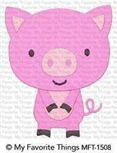 My Favorite Things LITTLE PIGGY Die-namics Die