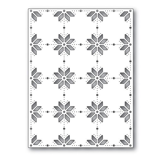 Simon Says Stamp HOLIDAY KNIT Background Die
