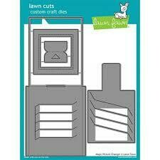Lawn Fawn MAGIC PICTURE CHANGER Die Set
