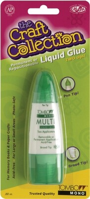 Tombow MONO MULTI Liquid Glue 0.88oz