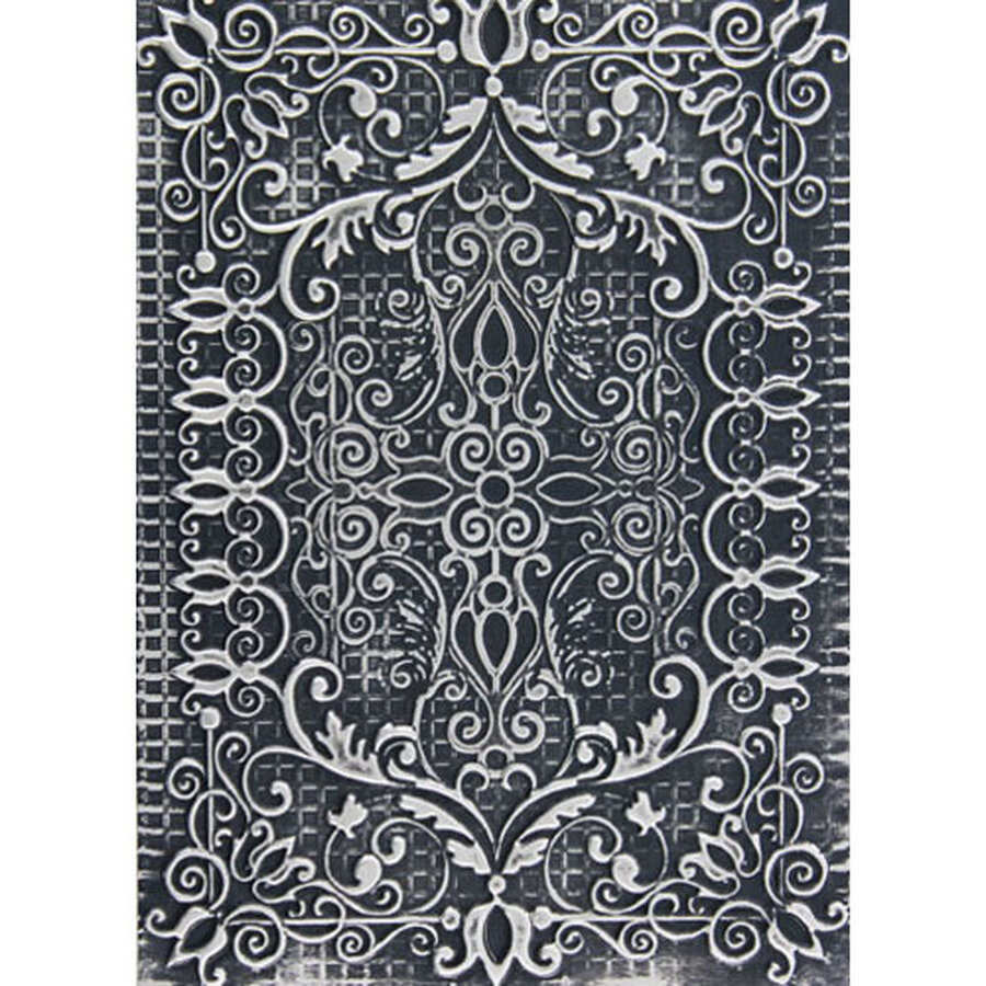 Spellbinders EUROPEAN TAPESTRY 3-D  Embossing Folder