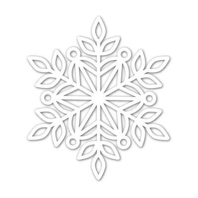 Simon Says Stamp MARIE SNOWFLAKE Die