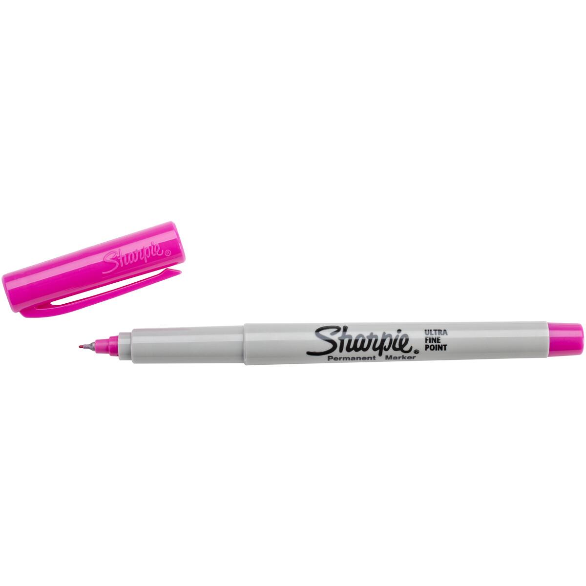 Sharpie MAGENTA Ultra Fine Permanent Marker