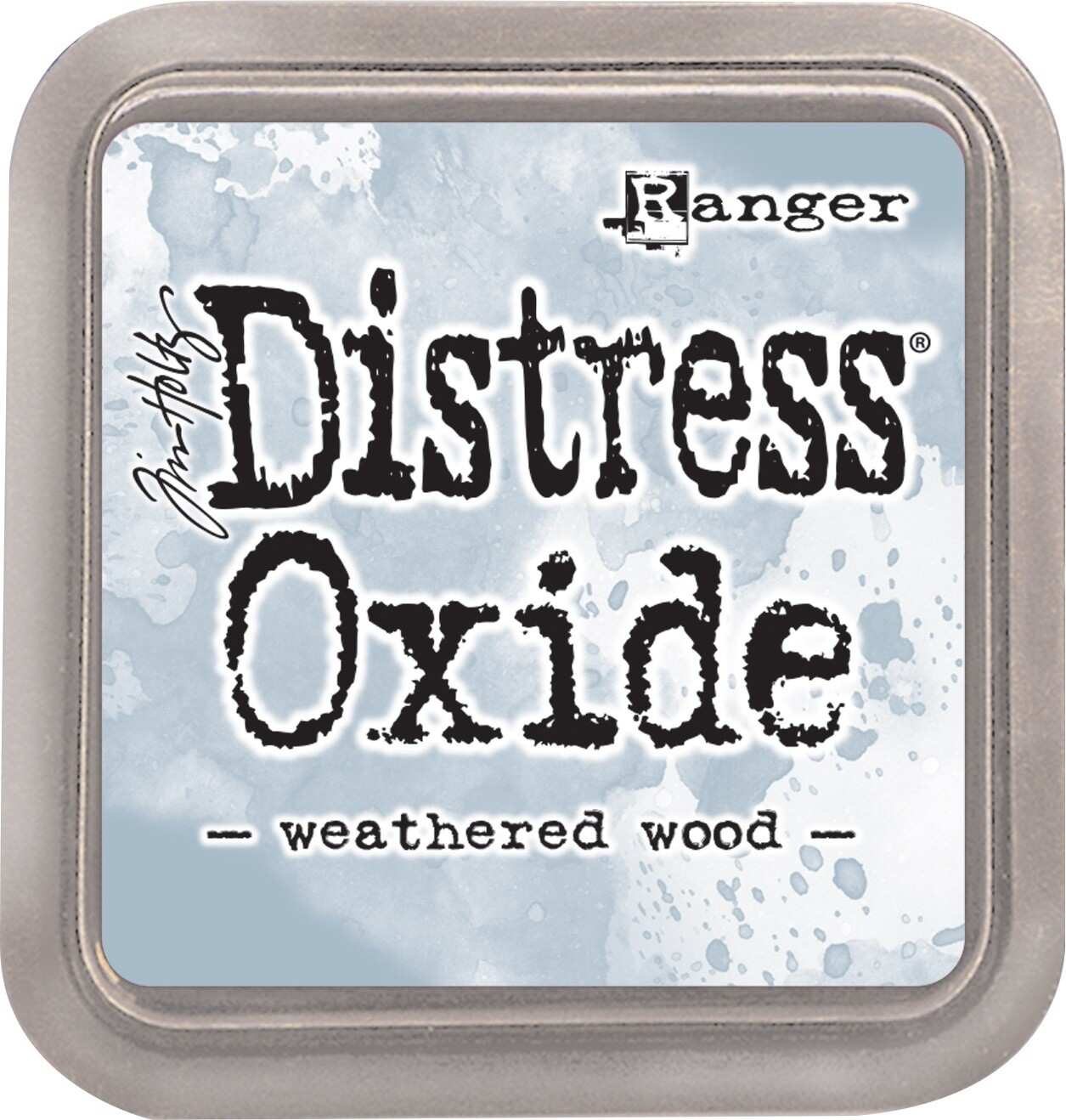 Tim Holtz Distress WEATHERED WOOD Oxides Ink Pad